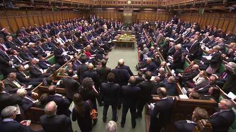 العموم البريطاني يصوت لصالح البريكست