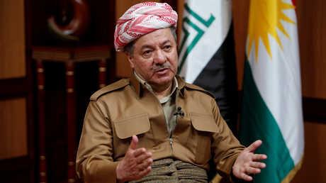 رئيس إقليم كردستان العراق