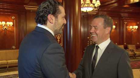 الحريري يدعو للتعاون العسكري مع موسكو