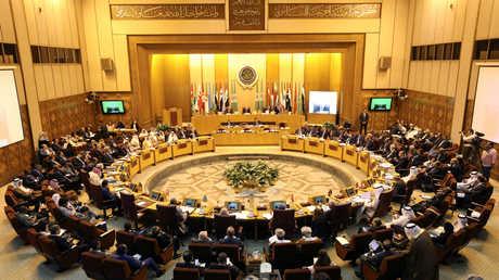 الجلسة الافتتاحية للدورة الـ148 لاجتماع وزراء خارجية الدول العربية في القاهرة