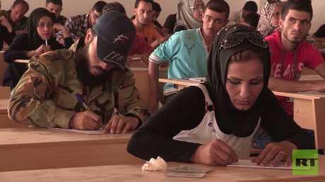 جامعة الفرات.. الطلاب والصمود في الحرب