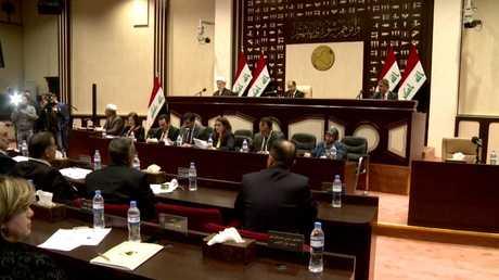 البرلمان العراقي يصوت ضد استفتاء كردستان