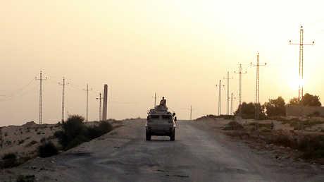 مقتل جنديين مصريين وتصفية 5 مسلحين بهجوم في سيناء