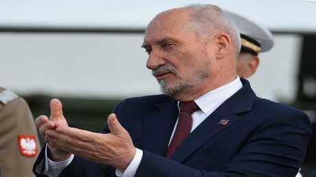 وزير الدفاع البولندي أنتونى ماتشيريفيتش