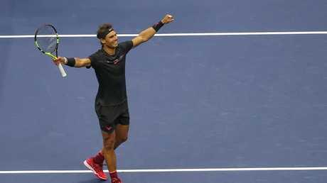 نادال يواصل تربعه على عرش التنس