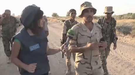 الجيش يستعيد مناطق جديدة بدير الزور