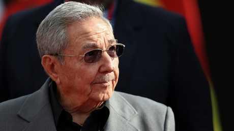 الزعيم الكوبي راؤول كاسترو