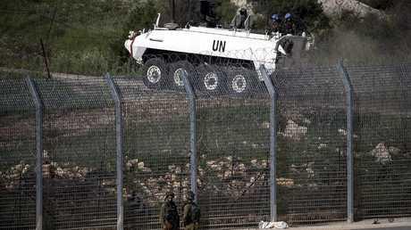 قوات حفظ السلام في الجولان السوري المحتل