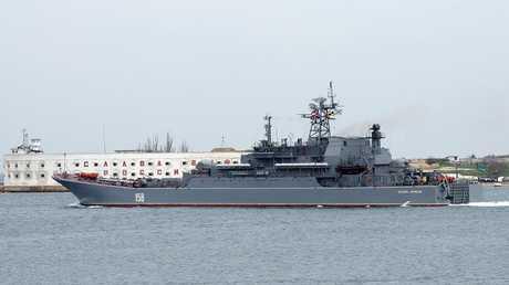 """سفينة الإنزال """" تسيزار كونيكوف"""""""