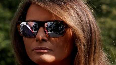 سيدة أمريكا الأولى ميلانيا ترامب