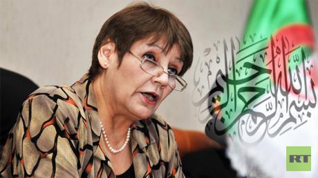 وزيرة التربية والتعليم الجزائرية  نورية بن غبريت