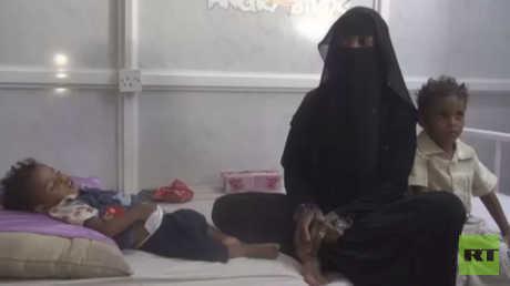 10 ملايين طفل يمني بحاجة للمساعدة