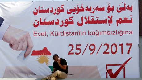 بدء عملية التصويت في استفتاء استقلال إقليم كردستان عن العراق بالصين