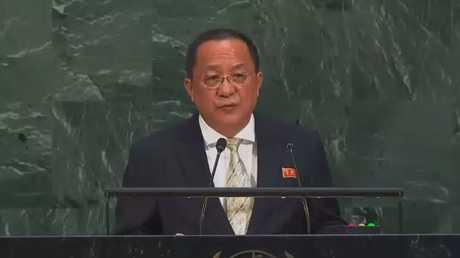 ري يونغ هو، وزير خارجية كوريا الشمالية