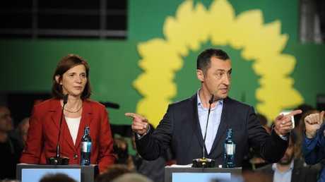 الرئيس المشارك لحزب الخضر الألماني جيم أوزديمير