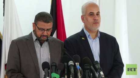 حكومة الوفاق تعقد اجتماعها الأسبوعي بغزة
