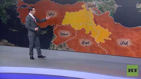 الدولة الكردية.. حلم لم ير النور