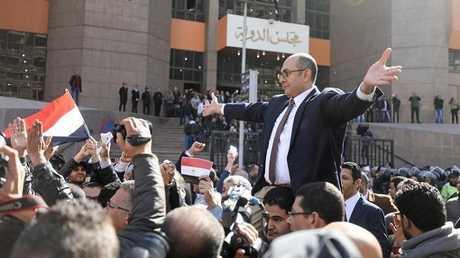 المحامي الحقوقي المصري خالد علي