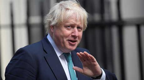 وزير الخارجية البريطاني،بوريس جونسون