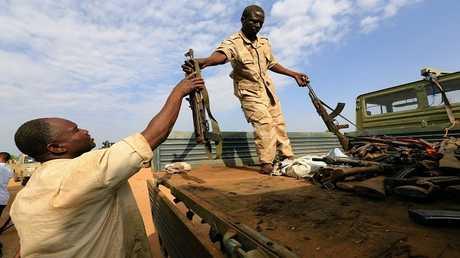 صورة أرشيفية من السودان