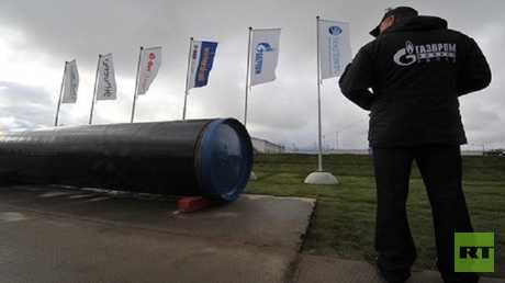 "موسكو: مقترح كييف بشأن الغاز ""غير منطقي"""