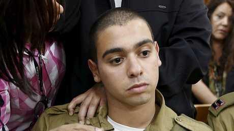 الجندي الإسرائيلي أليؤور أزاريا