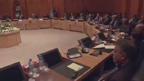 تواصل جلسات الحوار الليبي برعاية أممية