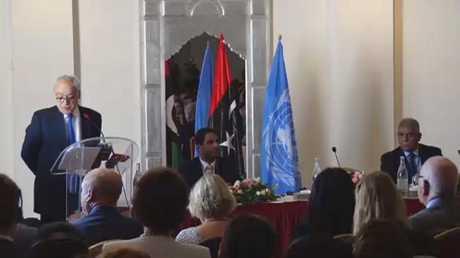 تواصل جلسات الحوار الليبي في تونس