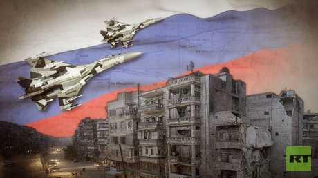 بالأرقام حصاد عامين من المشاركة الروسية في دكّ أعشاش الإرهابيين في سوريا