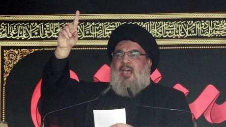 الأمين العام لحزب الله - حسن نصر الله