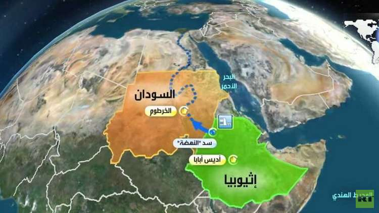 مفاجأة جديدة حول سد النهضة الإثيوبي