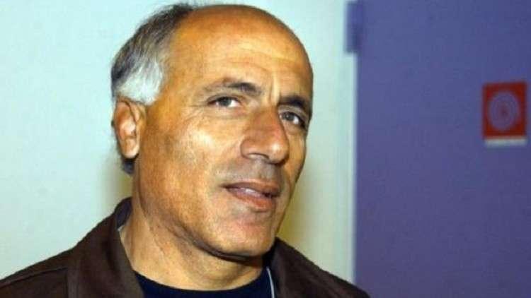 الجاسوس النووي الإسرائيلي موردخاي فعنونو عند مثوله أمام محكمة إسرائيلية في 9 كانون الأول/ديسمبر 2002