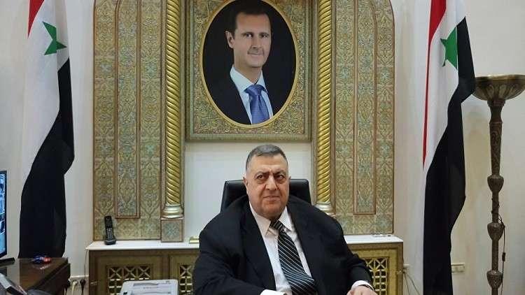 رئيس البرلمان السوري: علاقاتنا التاريخية مع روسيا تعمدت بالدم