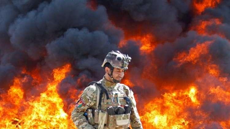 مقتل عناصر أمن بنيران صديقة في غارة خاطئة للجيش الأفغاني