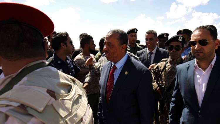 ميناء بنغازي التجاري يعود إلى العمل من جديد