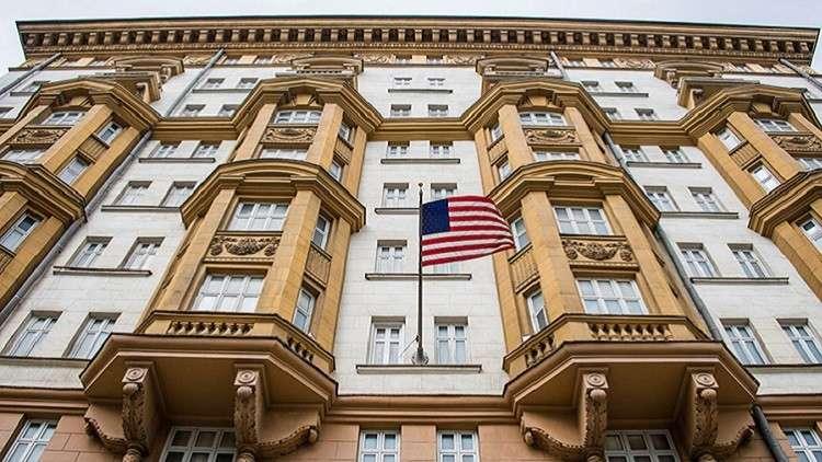السفير الأمريكي الجديد يصل إلى موسكو