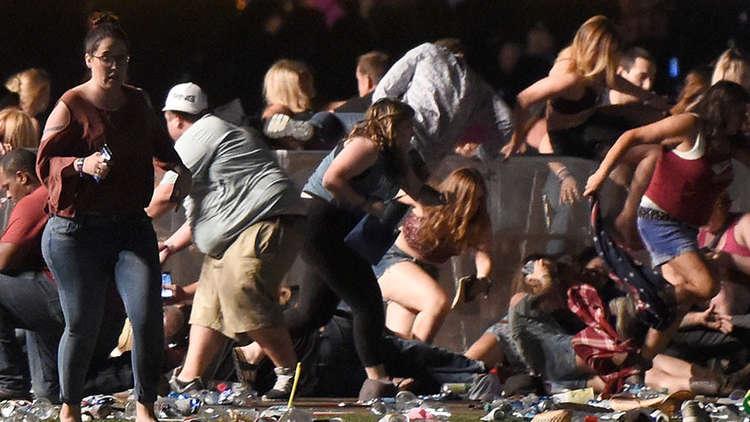 مقتل شخصين على الأقل في حادث إطلاق نار في لاس فيغاس