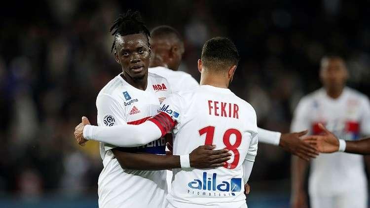 شاهد أغرب طرد في الدوري الفرنسي!