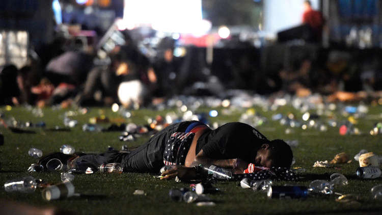 الشرطة تنشر صورة لشريكة منفذ هجوم لاس فيغاس! (صورة)