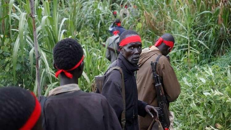 مقتل 4 من جنود جنوب السودان في اشتباكات مع متمردين
