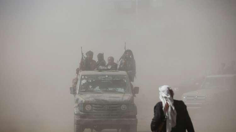 مقتل قادة حوثيين بغارة للتحالف العربي على حرض