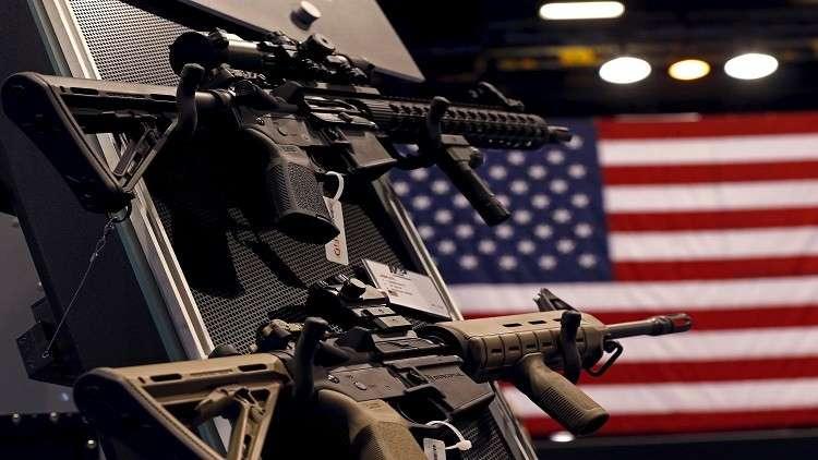 هجوم لاس فيغاس يزيد الطلب على الأسلحة