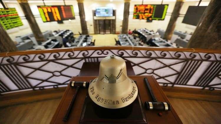 بورصة مصر تتخطى 14 ألف نقطة للمرة الأولى في تاريخها