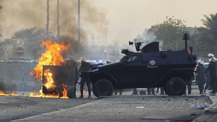 تفجير إرهابي في البحرين