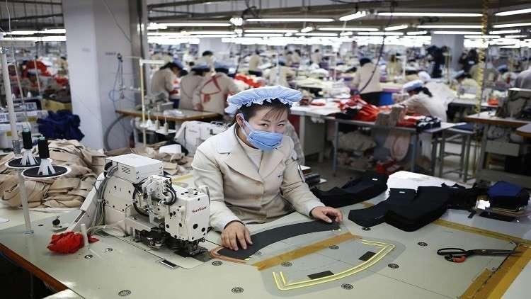 كوريا الشمالية تنتج الملابس سرا