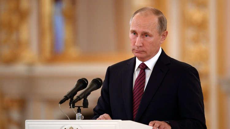 بوتين: اتفاق مناطق خفض التوتر في سوريا يخلق ظروفا لتحريك الحوار السياسي
