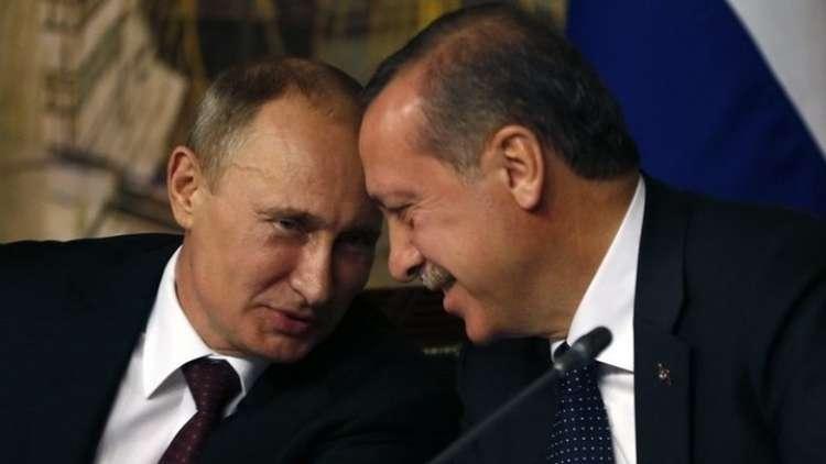 بوتين يفوز على ترامب في أنقرة