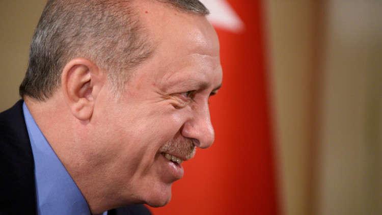 أردوغان يزور إيران الأربعاء