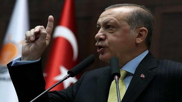 أردوغان يهدد بعقوبات جديدة ضد كردستان العراق