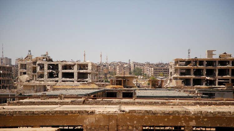الدفاع الروسية: نعمل مع لجنة الأراضي في حلب على تأمين عودة النازحين